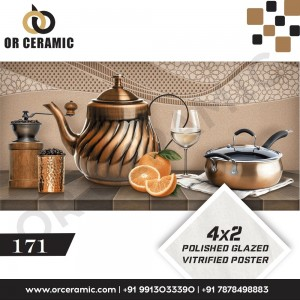 171 Kitchen Wall Poster Tiles | OR Ceramic