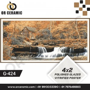 G-424 Natural | Wall Poster Picture Tiles