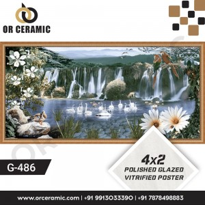 G-486 Natural | Wall Poster Picture Tiles