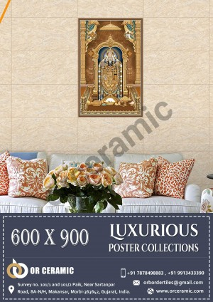 9037 Glossy Poster Wall Tiles | OR Ceramic