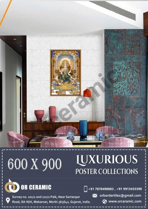 9047 Glossy Poster Wall Tiles | OR Ceramic