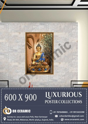 9051 Glossy Poster Wall Tiles | OR Ceramic
