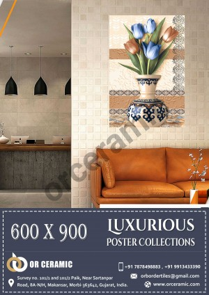 9094 Glossy Poster Wall Tiles | OR Ceramic