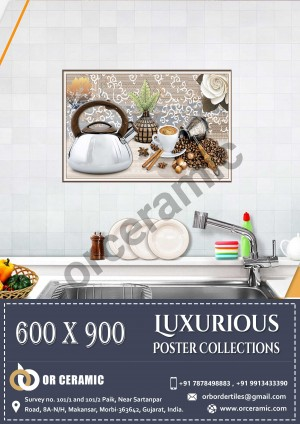 9116 Glossy Poster Wall Tiles | OR Ceramic