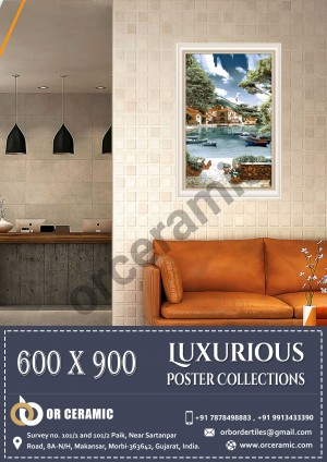 9133 Glossy Poster Wall Tiles | OR Ceramic
