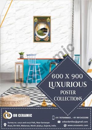 3047  Matt Poster Wall Tiles | OR Ceramic