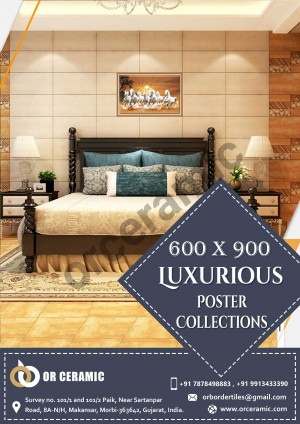 3049  Matt Poster Wall Tiles | OR Ceramic