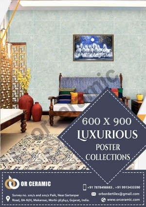 3050  Matt Poster Wall Tiles | OR Ceramic