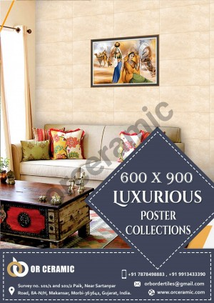 3060  Matt Poster Wall Tiles | OR Ceramic