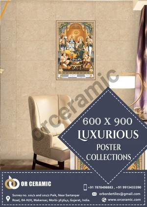 3069  Matt Poster Wall Tiles | OR Ceramic