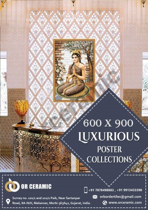 3085  Matt Poster Wall Tiles | OR Ceramic