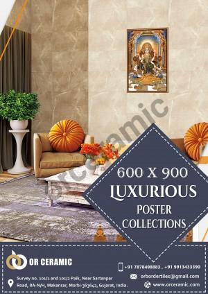 3033  Matt Poster Wall Tiles | OR Ceramic