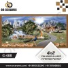 G-488 Natural | Wall Poster Picture Tiles