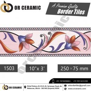 1503 Digital Border Tiles