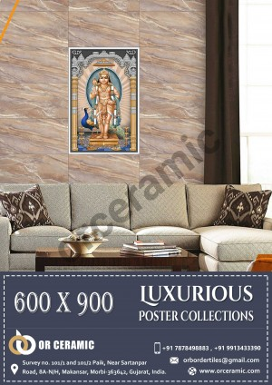 9035 Glossy Poster Wall Tiles | OR Ceramic