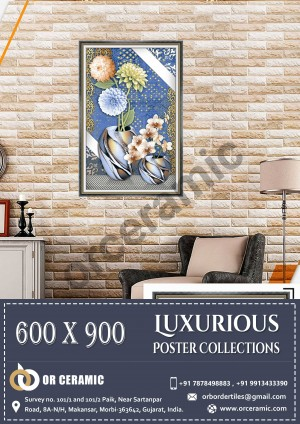 9099 Glossy Poster Wall Tiles | OR Ceramic