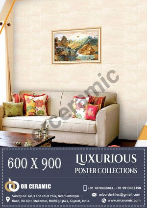 9138 Glossy Poster Wall Tiles | OR Ceramic