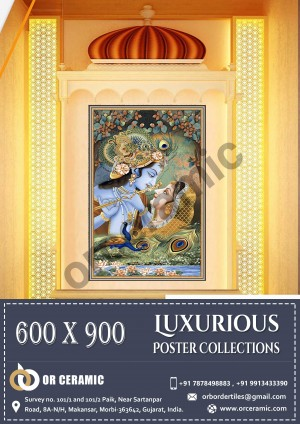9017 Glossy Poster Wall Tiles | OR Ceramic