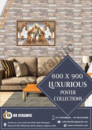 3037  Matt Poster Wall Tiles | OR Ceramic
