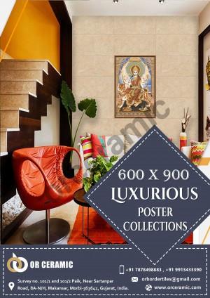 3039  Matt Poster Wall Tiles | OR Ceramic