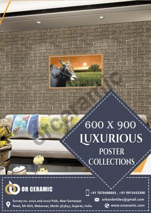 3054  Matt Poster Wall Tiles | OR Ceramic