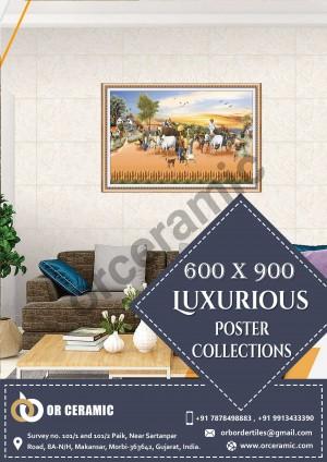 3059  Matt Poster Wall Tiles | OR Ceramic
