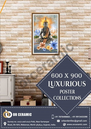3061  Matt Poster Wall Tiles | OR Ceramic