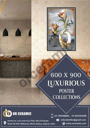 3064  Matt Poster Wall Tiles | OR Ceramic