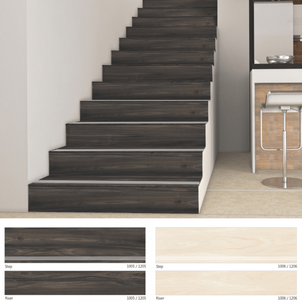 1005-1205 Step Riser | OR Ceramic Morbi