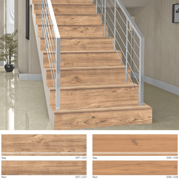 1017-1217 Step Riser | OR Ceramic Morbi