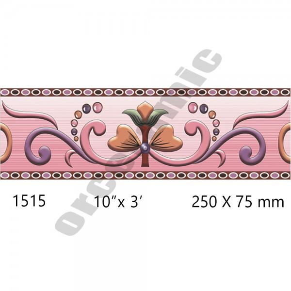 1515 Digital Border Tiles | OR Ceramic Morbi
