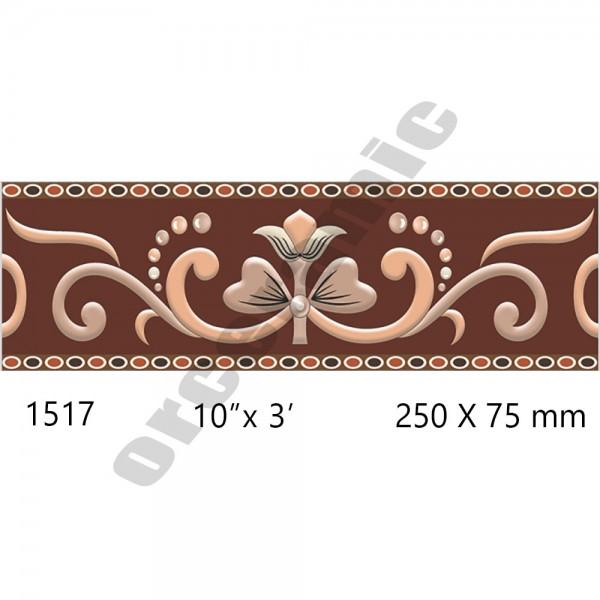 1517 Digital Border Tiles | OR Ceramic Morbi