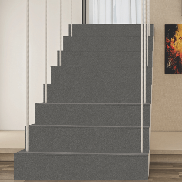 Arena Black Step Riser | OR Ceramic Morbi